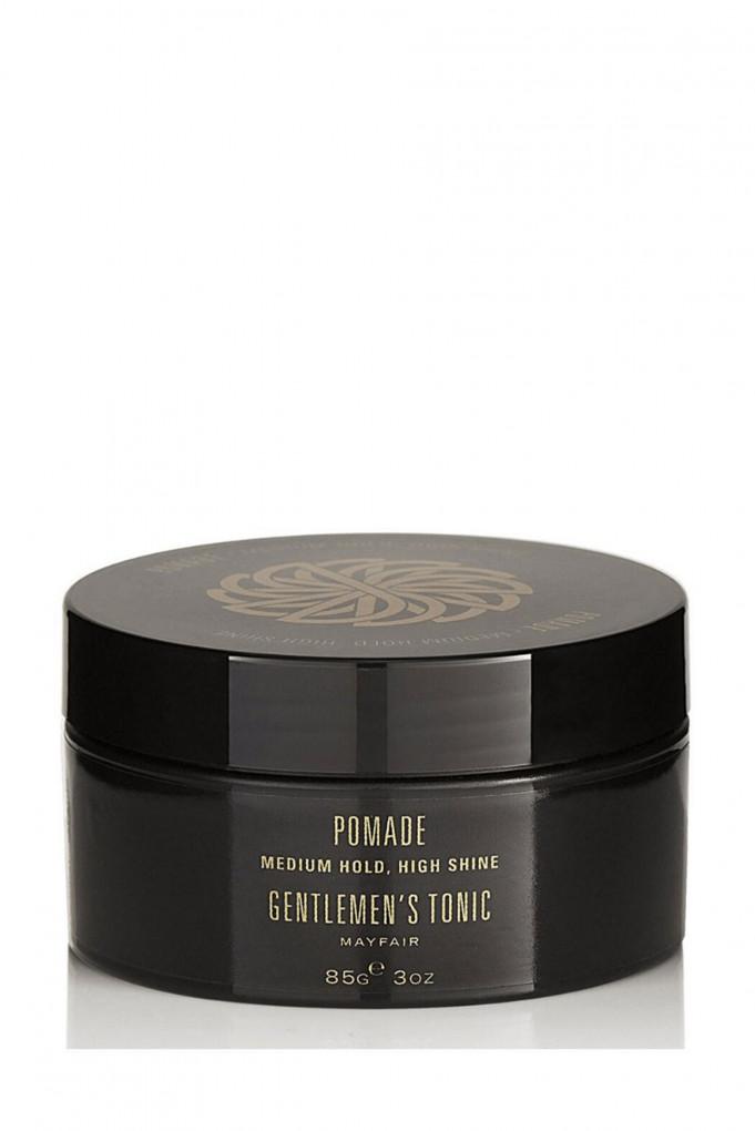 Купить POMADE, Помада для укладки волос средней фиксации с эффектом блеска смягчающая, 85 g Gentlemen's Tonic