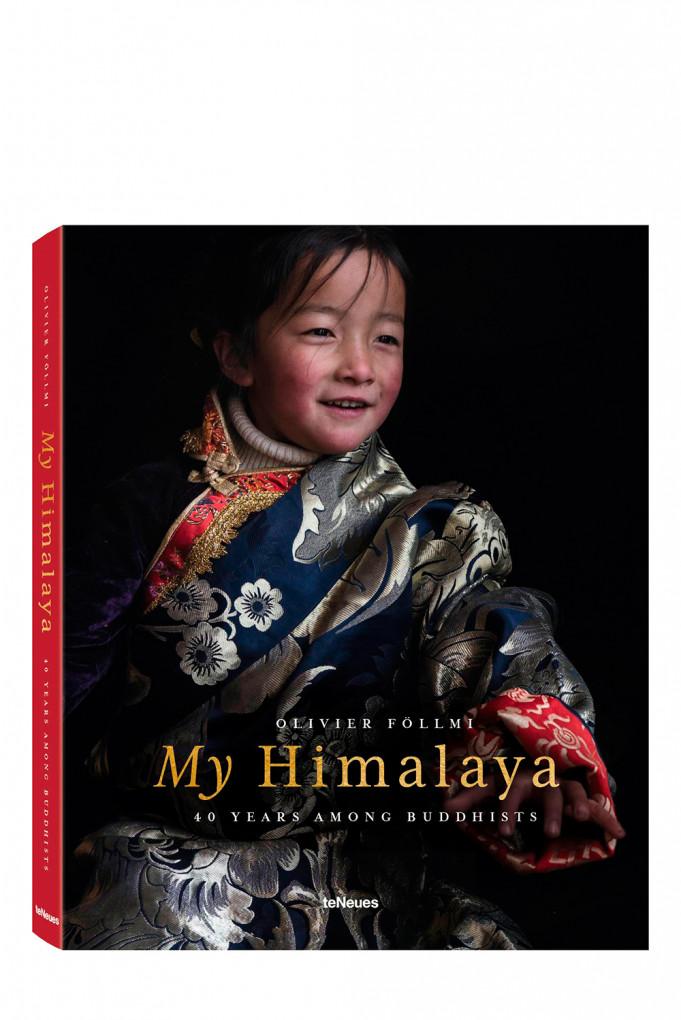 Купить Книга в твердой обложке, My Himalaya: 40 Years Among Buddhists TeNeues