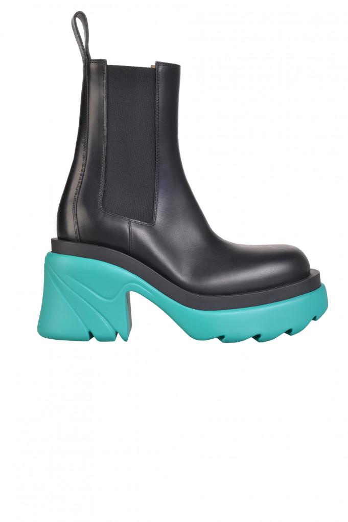 Купить Ботинки Flash Bottega Veneta