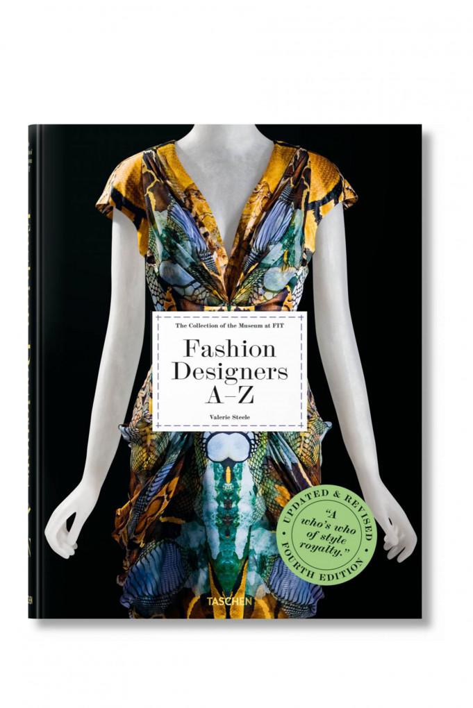 Купить Книга в твердой обложке, FASHION DESIGNERS A-Z. UPDATED 2020 EDITION Taschen