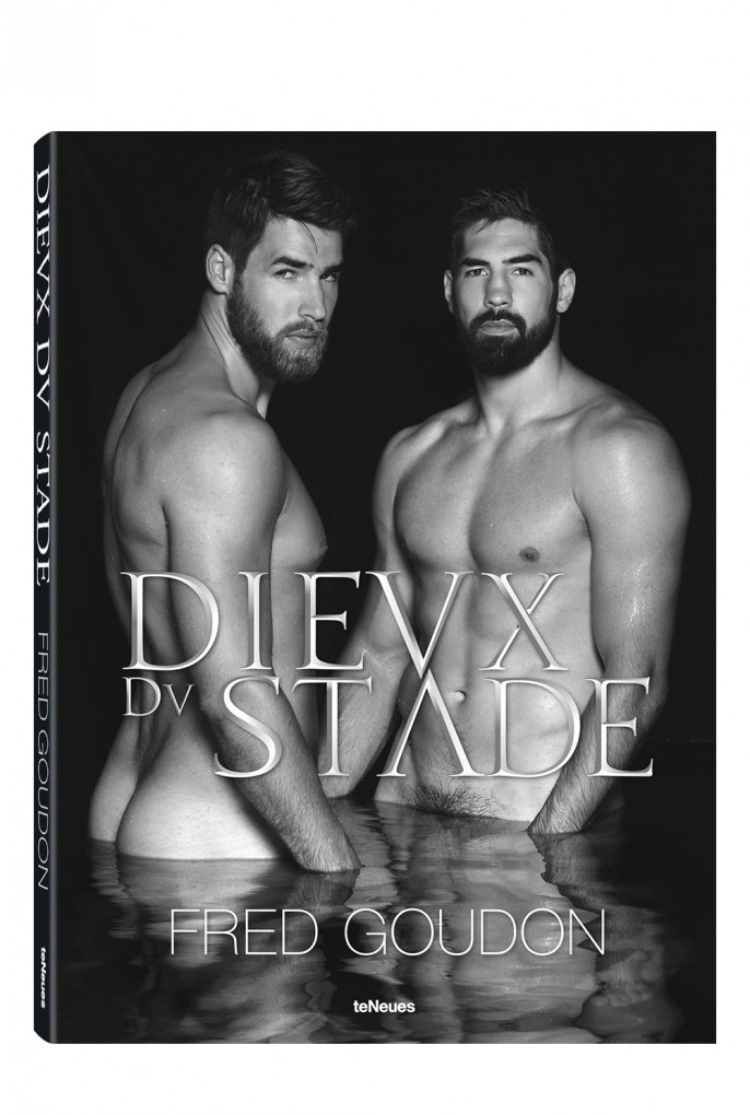 Купить Книга в твердой обложке, Dieux Du Stade TeNeues
