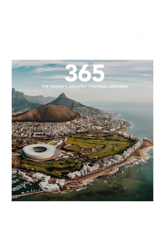 Купить Книга в твердой обложке, 365 : THE WORLD'S GREATEST FOOTBALL GROUNDS Pitch Publishing