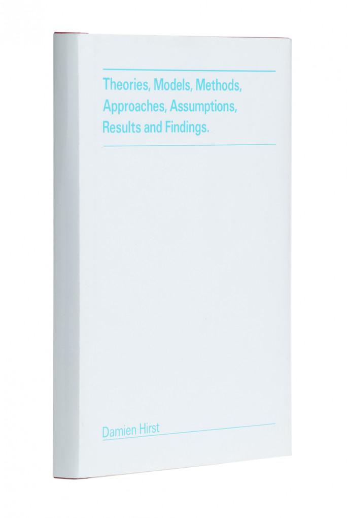 Купить Книга Theories, Models, Methods... Damien Hirst