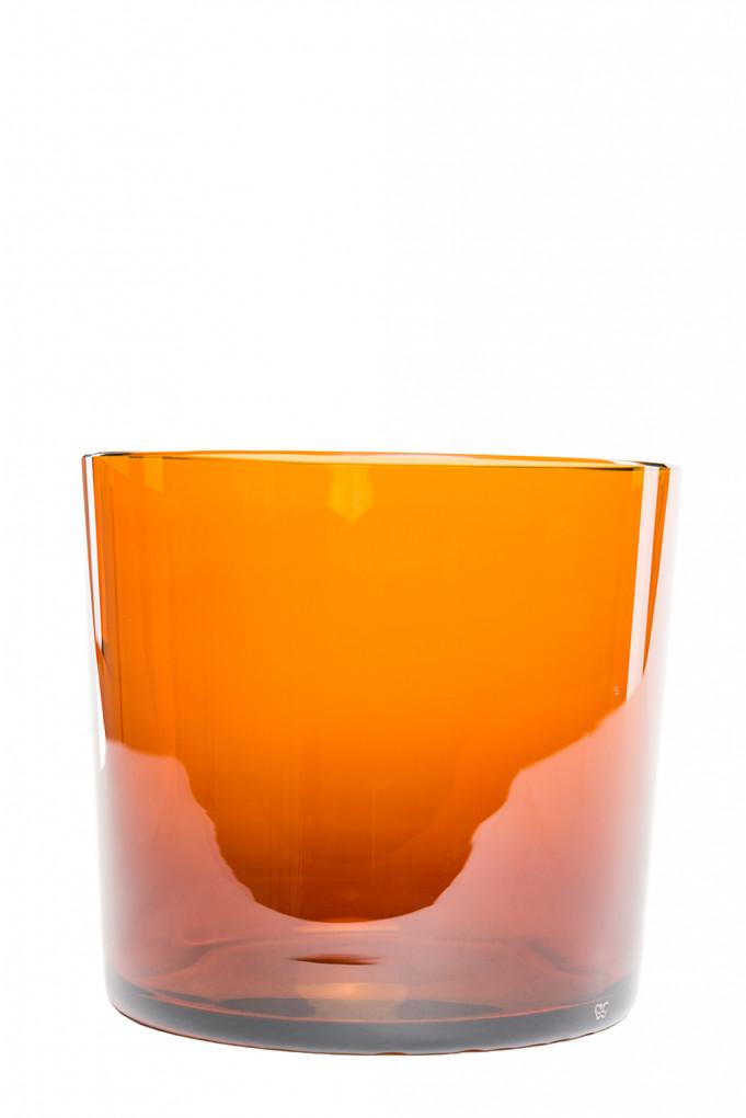 Купить Стеклянная ваза Bottega Veneta