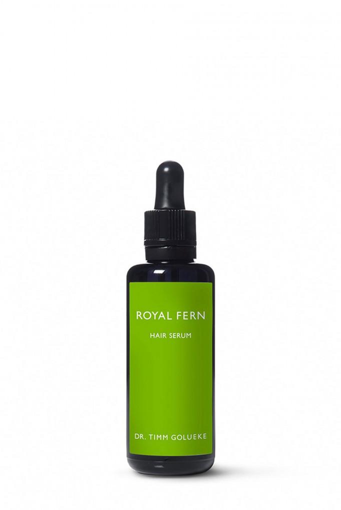 Купить HAIR SERUM, Сыворотка для волос стимулирующая рост питательная защитная, 50 мл Royal Fern