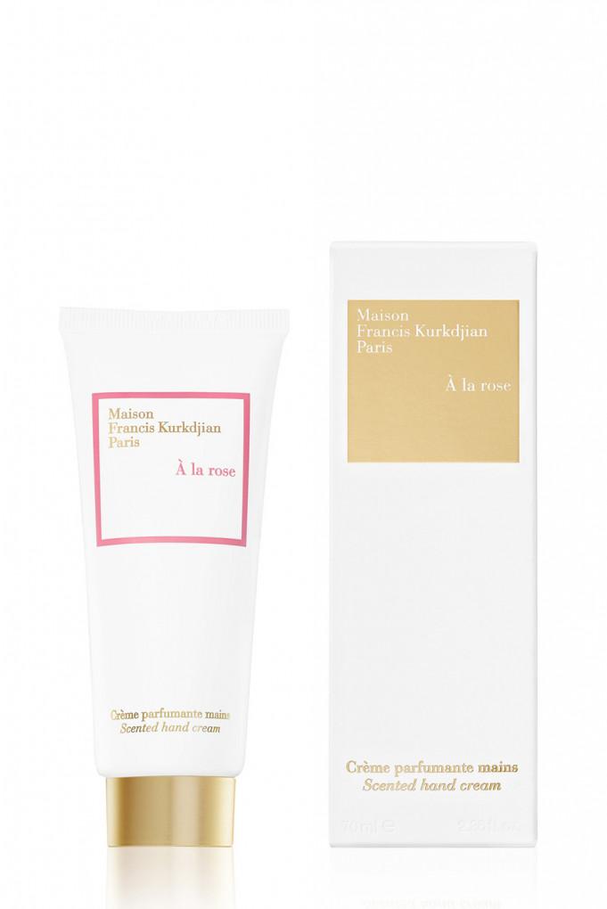 Купить À LA ROSE, Крем для рук парфюмированный, 70 мл Maison Francis Kurkdjian