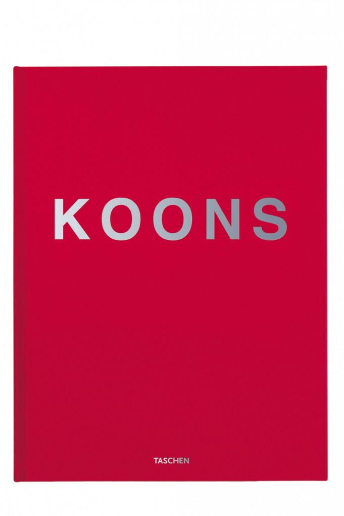 Купить Книга Jeff Koons Taschen