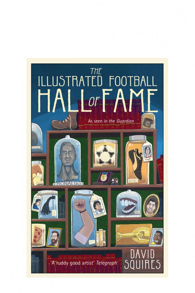 Купить Книга в твердой обложке, THE ILLUSTRATED HISTORY OF FOOTBALL : HALL OF FAME CORNERSTONE