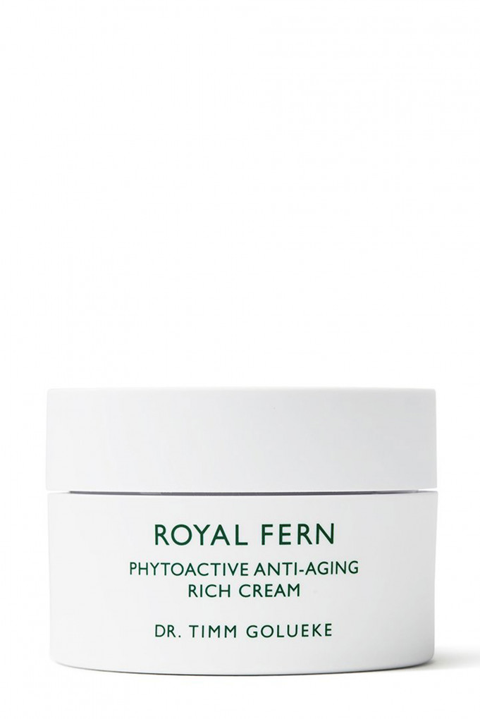 Купить PHYTOACTIVE ANTI-AGING RICH CREAM, Крем для лица и шеи омолаживающий увлажняющий питательный, 50 мл Royal Fern
