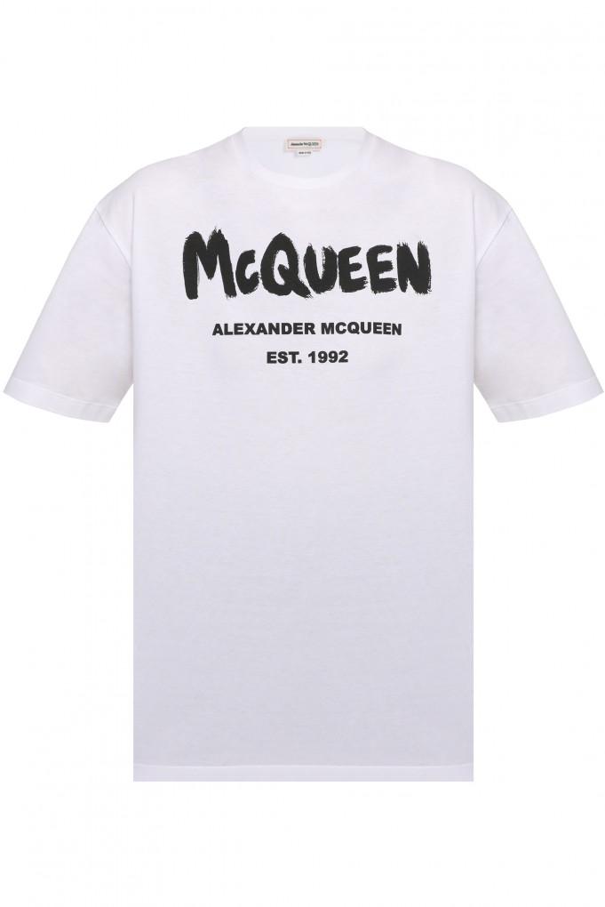 Купить Футболка Alexander McQueen