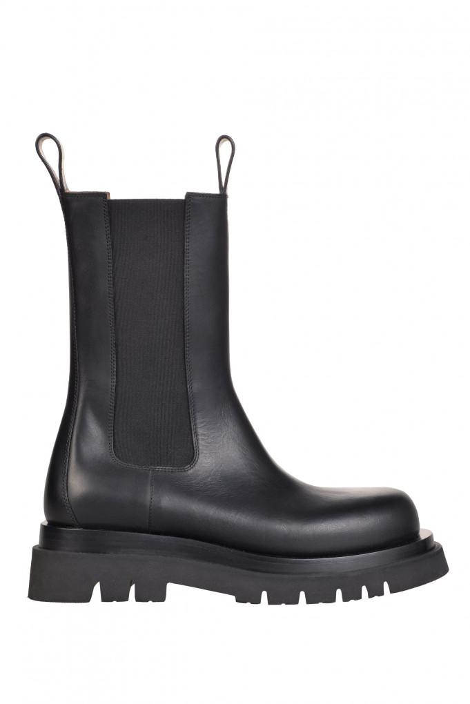 Купить Ботинки Lug Bottega Veneta