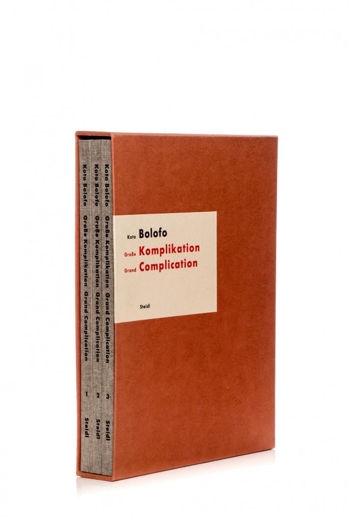 Купить Книга Koto Bolofo: Grosse Komplikationen by Gerhard Steidl Thames & Hudson