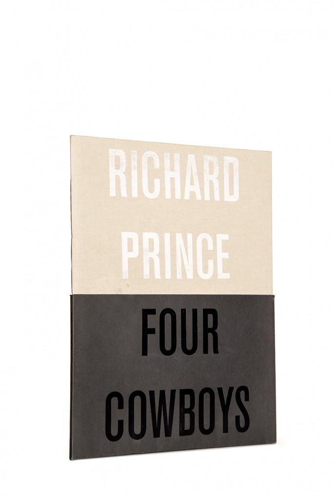 Купить Richard Prince: Four Cowboys
