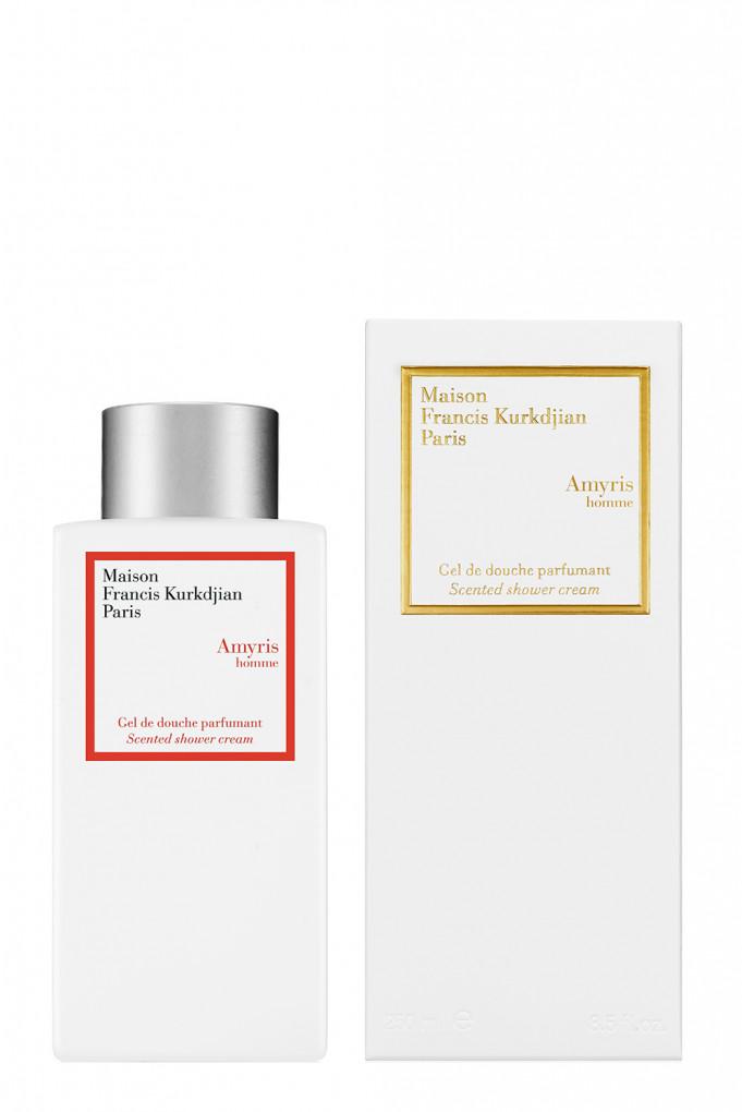Купить AMYRIS HOMME, Гель-крем для душа парфюмированный, 250 мл Maison Francis Kurkdjian