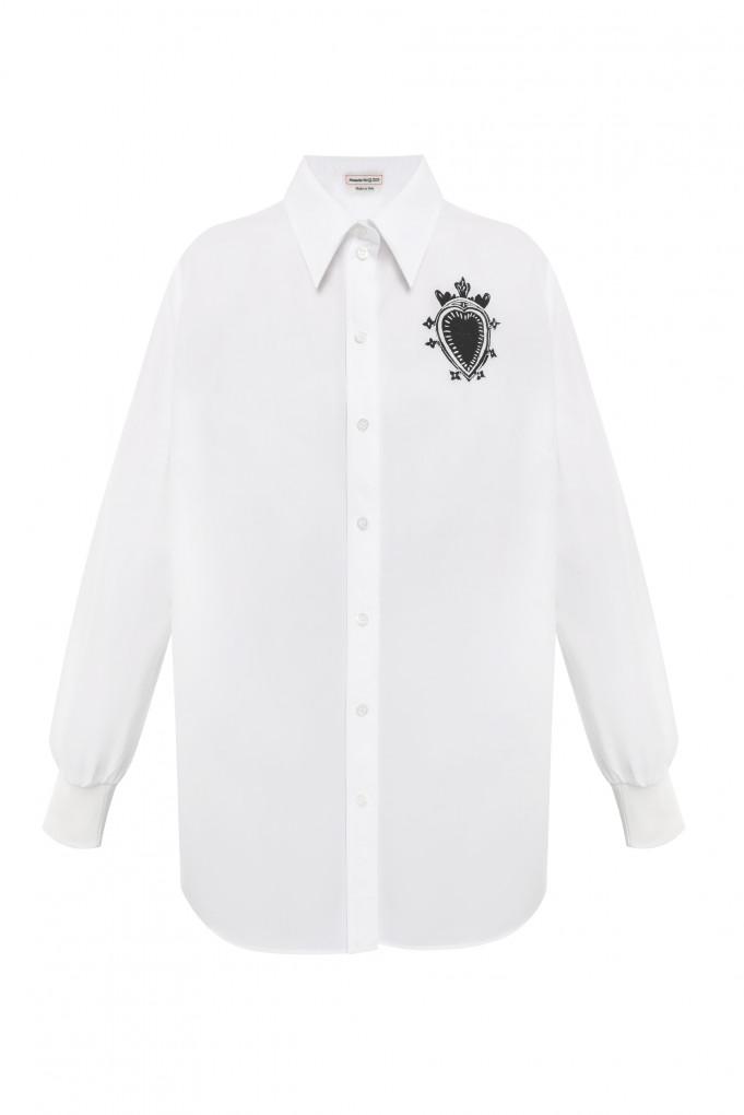 Купить Блуза Alexander McQueen