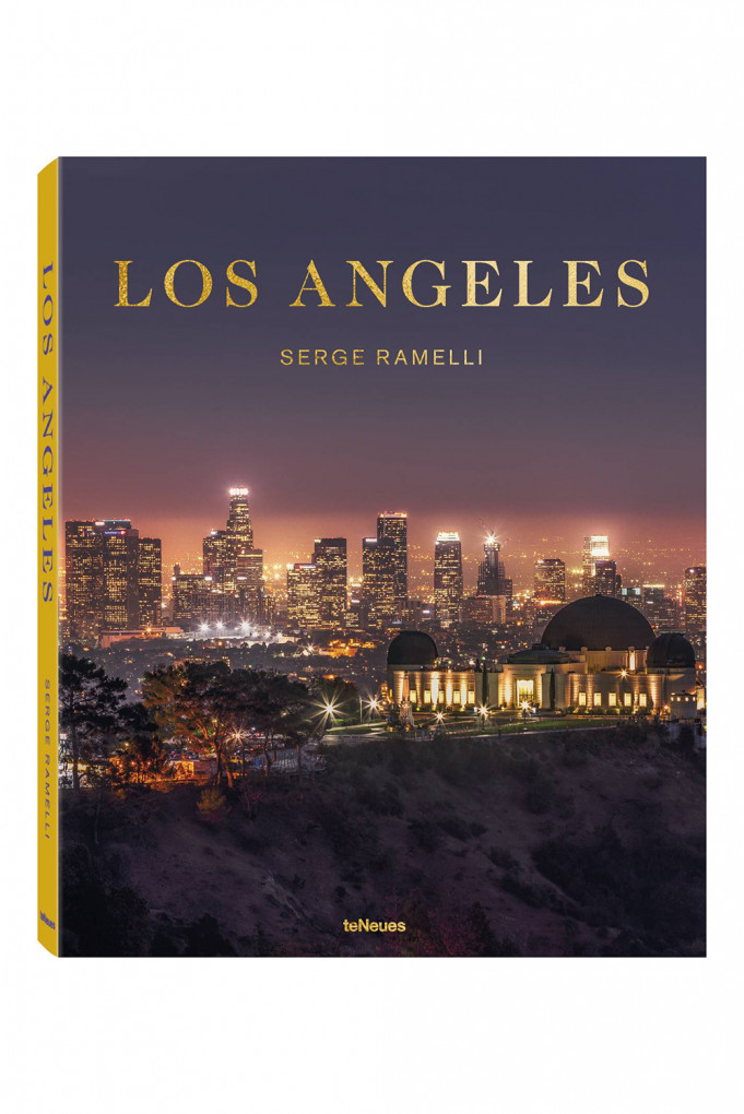 Купить Книга в твердой обложке, Los Angeles TeNeues