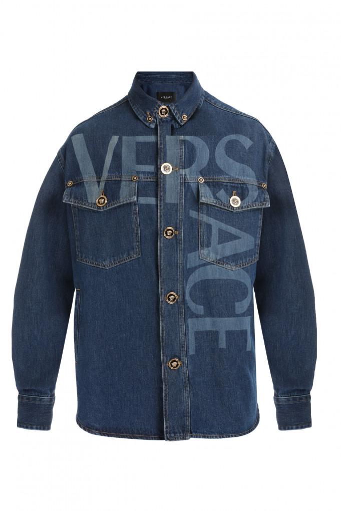 Купить Рубашка Versace
