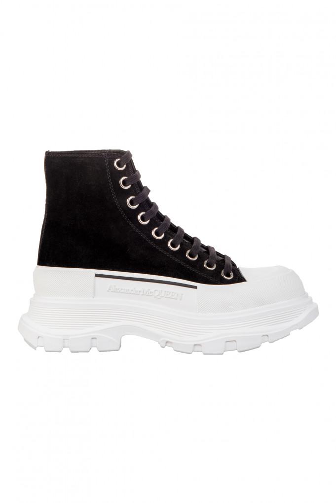 Купить Ботинки Alexander McQueen