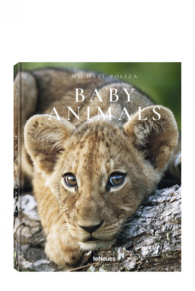 Купить Книга в твердой обложке, Baby Animals TeNeues