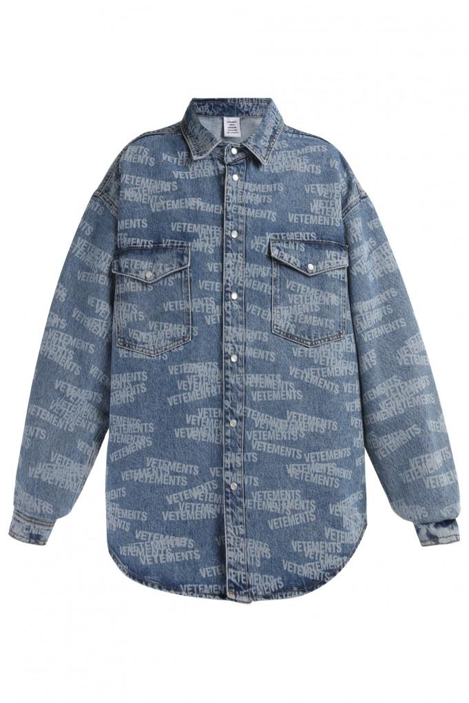 Купить Рубашка Vetements