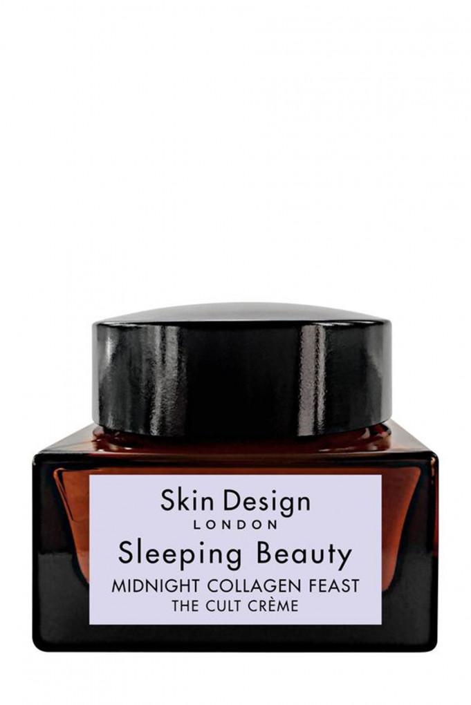 Купить THE CULT CRÈME SLEEPING BEAUTY, Крем для лица ночной питательный восстанавливающий, 50 мл Skin Design London