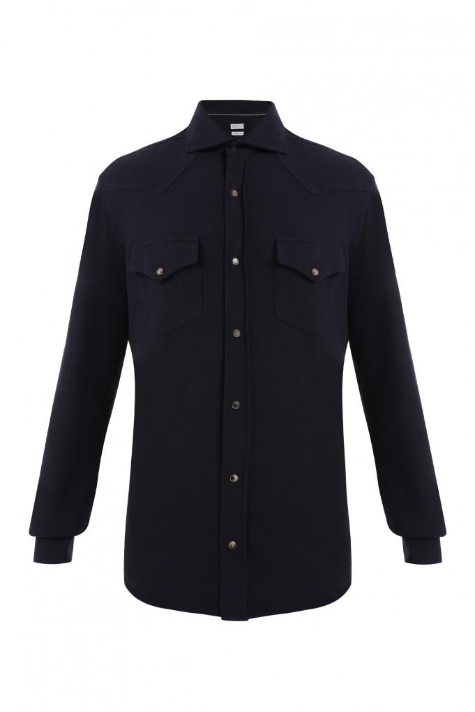 Купить Рубашка Brunello Cucinelli