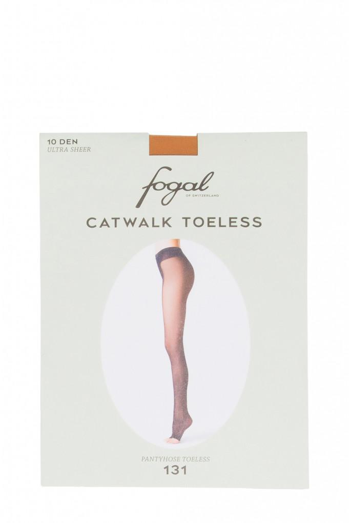 Купить Колготы Catwalk Toeless, 10 den, plage Fogal