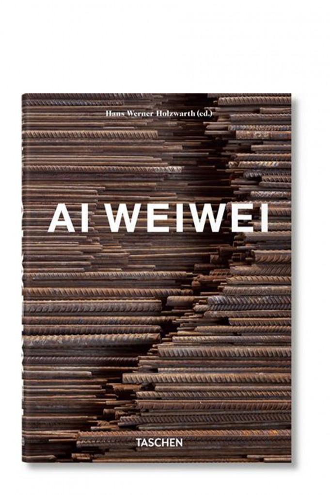 Купить Книга в твердой обложке, AI WEIWEI. 40TH ANNIVERSARY EDITION Taschen