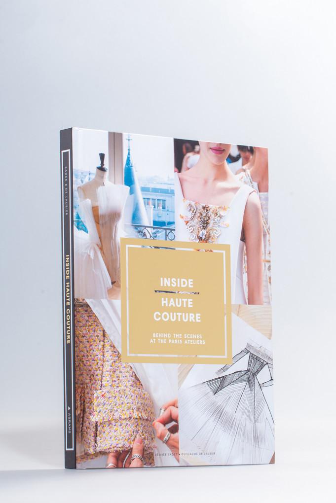 Купить Книга в твердой обложке, INSIDE HAUTE COUTURE ABRAMS BOOKS