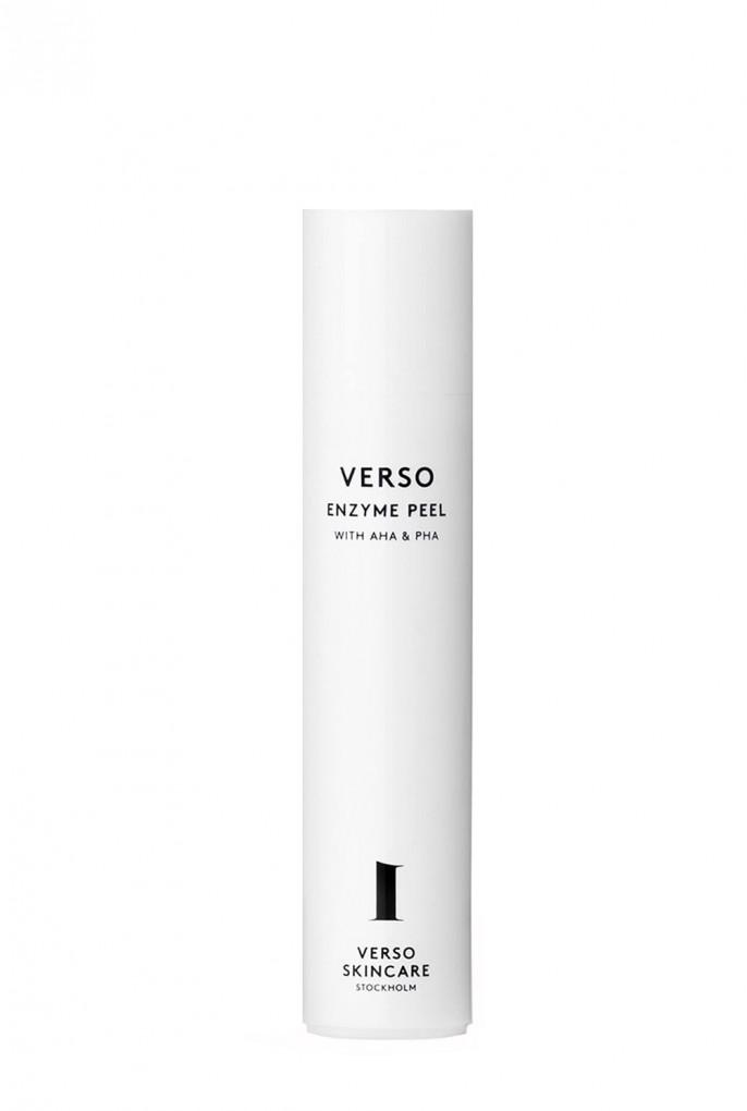 Купить ENZYME PEEL, Гель для лица отшелушивающий омолаживающий, 50 мл Verso Skincare