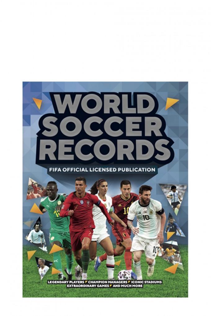 Купить Книга в твердой обложке, WORLD FOOTBALL RECORDS 2021 Welbeck Publishing Group