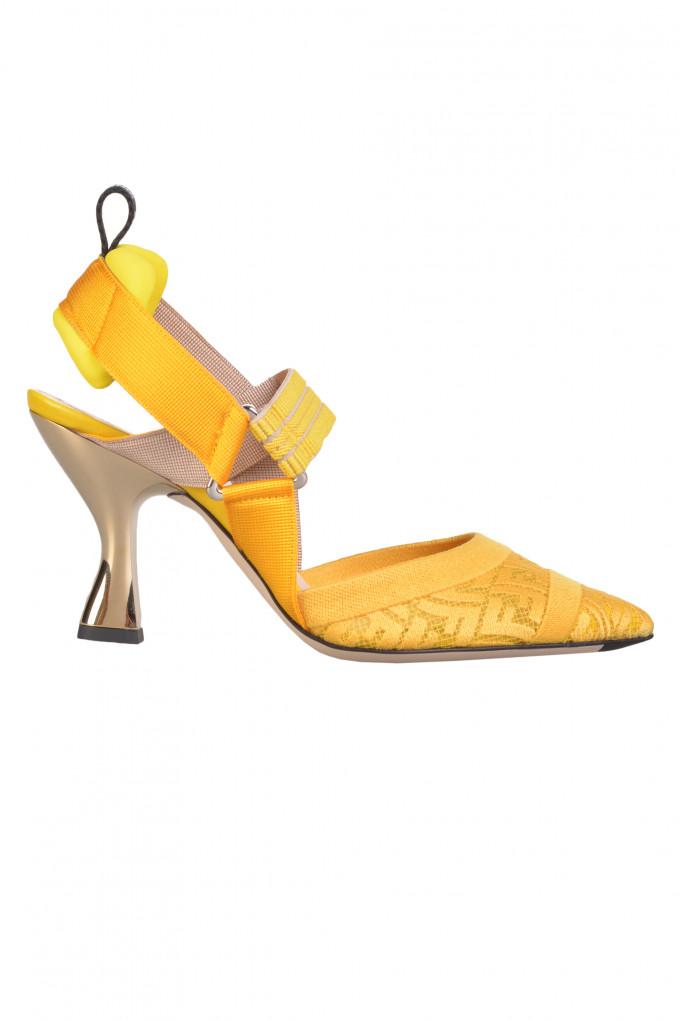 Купить Туфли Colibri Fendi