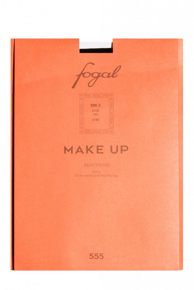 Купить Колготы Make Up, 40 den, noir Fogal