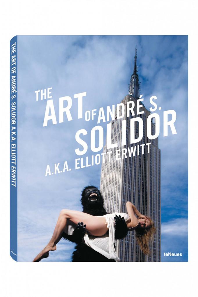 Купить Книга в твердой обложке, The Art of André S. Solidor TeNeues