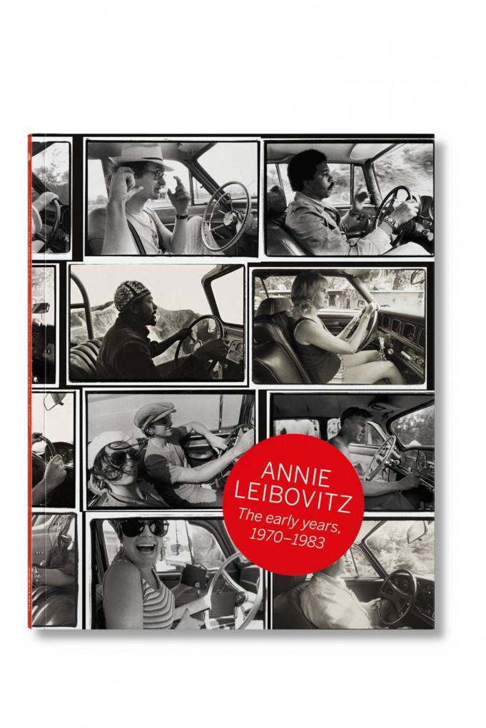 Купить Книга в твердой обложке, ANNIE LEIBOVITZ. THE EARLY YEARS. 1970-1983 Taschen