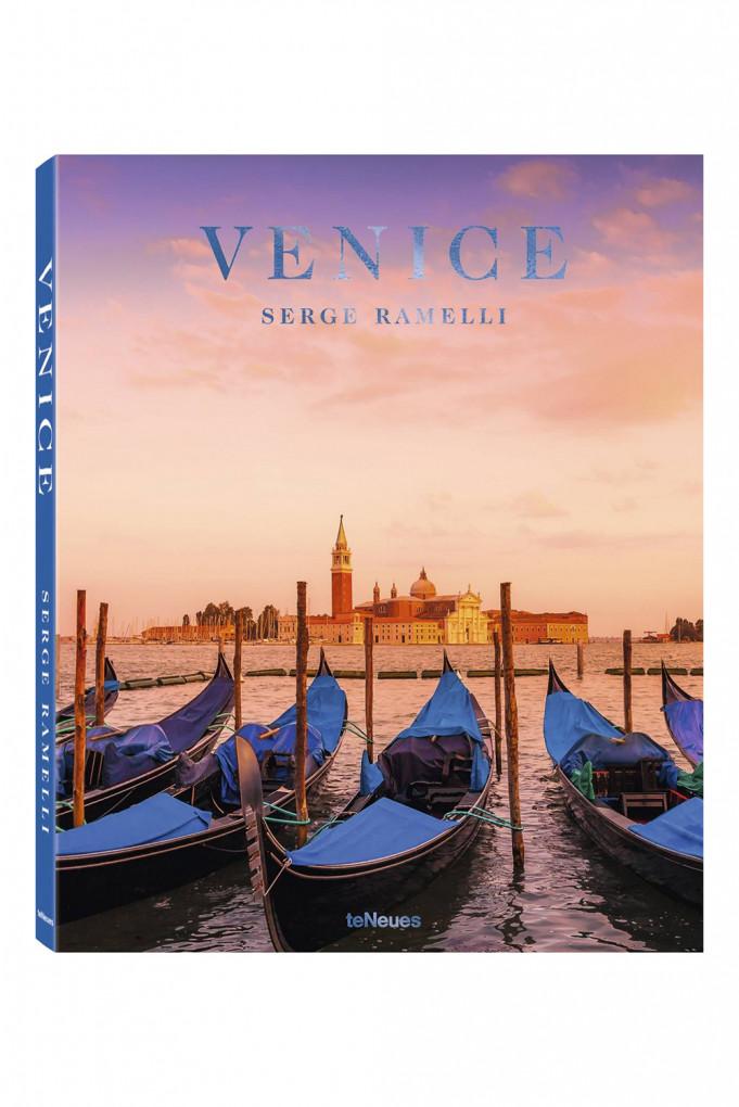 Купить Книга в твердой обложке, Venice TeNeues